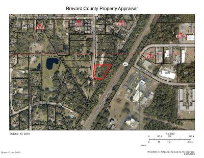 Titusville Residential Lots & Land For Sale: 6245 Horseshoe Avenue