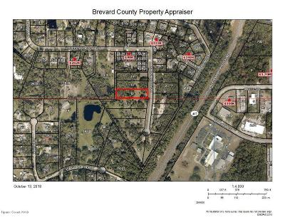 Titusville Residential Lots & Land For Sale: 6232 Horseshoe Avenue