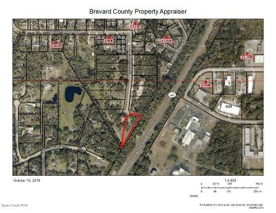 Titusville Residential Lots & Land For Sale: 6263 Horseshoe Avenue