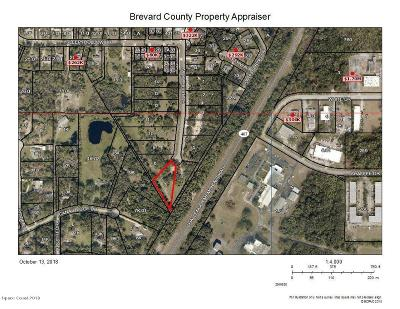 Titusville Residential Lots & Land For Sale: 6262 Horseshoe Avenue