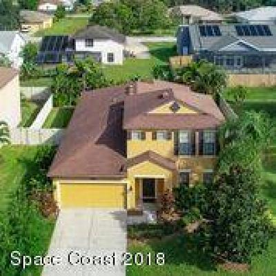 Rockledge Single Family Home For Sale: 940 Whetstone Place