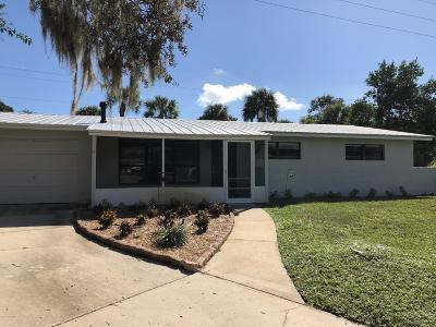 Melbourne FL Single Family Home For Sale: $214,900
