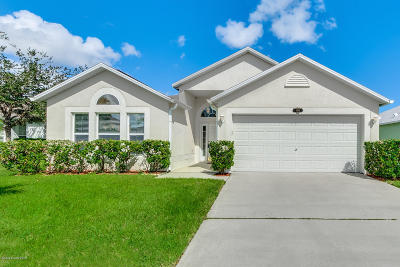 West Melbourne FL Single Family Home For Sale: $229,982