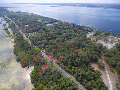 Merritt Island Residential Lots & Land For Sale: 7185 Tropical Trail S