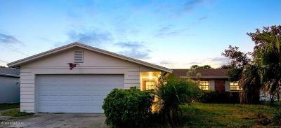 Merritt Island FL Single Family Home For Sale: $239,000