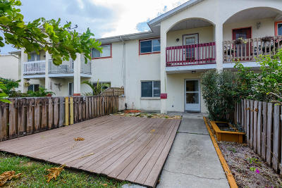 Cape Canaveral Townhouse For Sale: 210 Cherie Down Lane