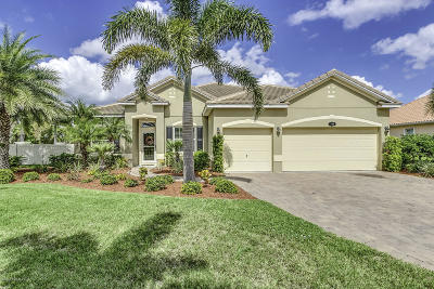 Merritt Island FL Single Family Home For Sale: $409,900