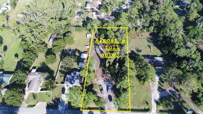 Melbourne Residential Lots & Land For Sale: 2255 Arizona Street