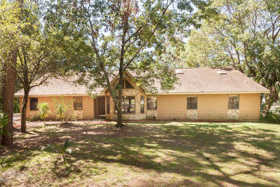 Cocoa Single Family Home For Sale: 2563 Meadow Lane