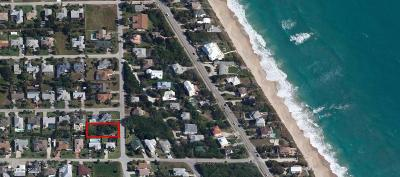 Melbourne Beach Residential Lots & Land For Sale: 5088 Malabar Boulevard
