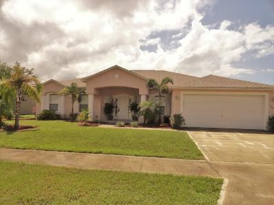 Cocoa Single Family Home For Sale: 5253 Yaupon Holly Drive
