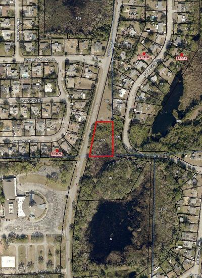 Titusville Residential Lots & Land For Sale: S Park Avenue