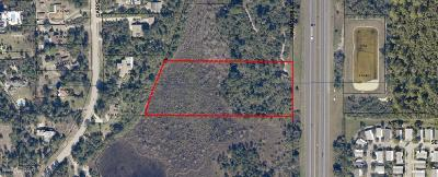Brevard County Residential Lots & Land For Sale: 1142 Spangler Lane
