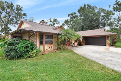 Titusville Single Family Home For Sale: 1965 Adale Court