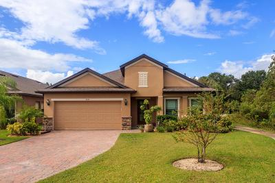 Cocoa Single Family Home For Sale: 5551 Extravagant Court