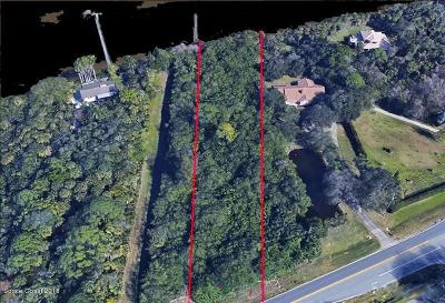 Merritt Island Residential Lots & Land For Sale: 3880 S. Courtenay Parkway