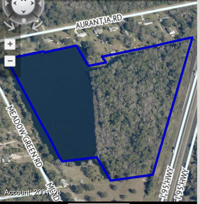 Mims Residential Lots & Land For Sale: 4505 Aurantia Road