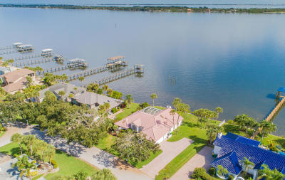 Rockledge Single Family Home For Sale: 6305 Capstan Court