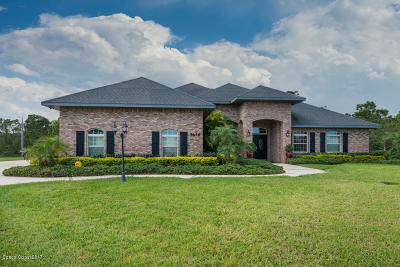 Grant Single Family Home For Sale: 5646 Wood Stork Lane