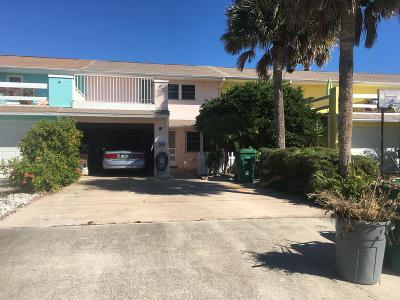 Satellite Beach Townhouse For Sale: 681 Atlantic Drive