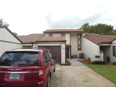 Rockledge Townhouse For Sale: 1169 Saint Andrews Drive