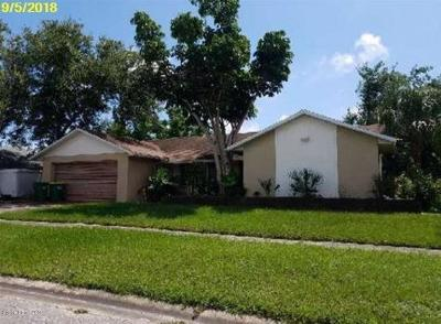 Merritt Island Single Family Home For Sale