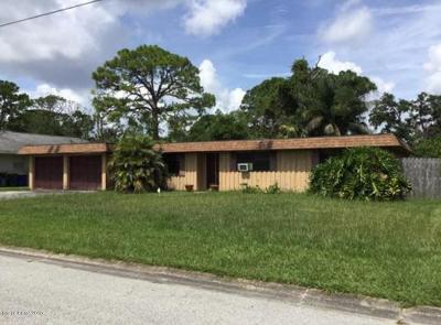 Rockledge Single Family Home For Sale