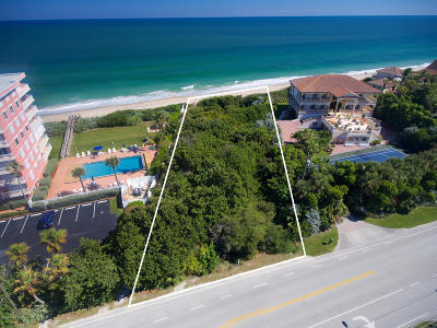 Melbourne Beach Residential Lots & Land For Sale: 5655 Highway A1a
