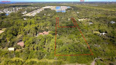 Merritt Island Residential Lots & Land For Sale: Hall Road