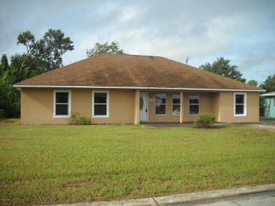 Titusville Single Family Home For Sale: 1446 Overlook Terrace
