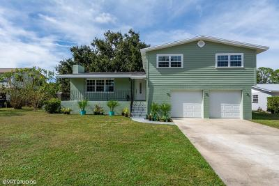 Titusville Single Family Home For Sale: 3544 Hogan Place