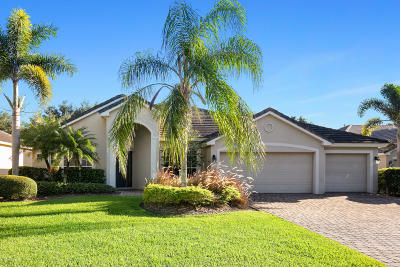 Rockledge Single Family Home For Sale: 1721 Admiralty Boulevard