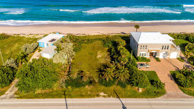 Melbourne Beach Residential Lots & Land For Sale: 6945 Highway A1a
