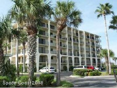 Cocoa Beach Condo For Sale: 2090 N Atlantic Avenue #207