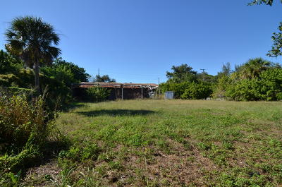Cocoa Residential Lots & Land For Sale: 19 Travis Street
