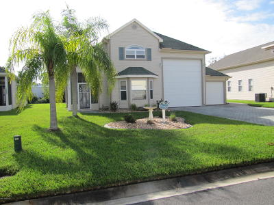 Titusville Single Family Home For Sale: 143 Dragonfly Drive