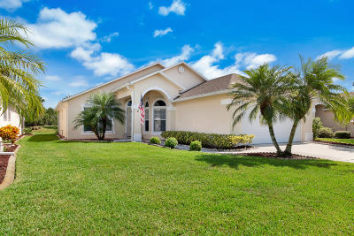 Palm Bay Single Family Home For Sale: 717 Morning Cove Circle SE