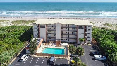 Cocoa Beach Condo For Sale: 1251 S Atlantic Avenue #503