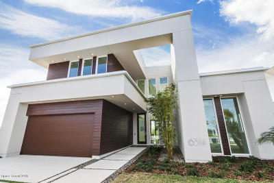 Melbourne Single Family Home For Sale: 6314 Modern Duran Drive
