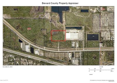 Cocoa Residential Lots & Land For Sale: Grissom Parkway