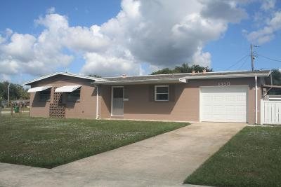 Cocoa Single Family Home For Sale: 1350 S Stetson Drive