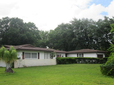 Melbourne Single Family Home For Sale: 1790 Harlock Road
