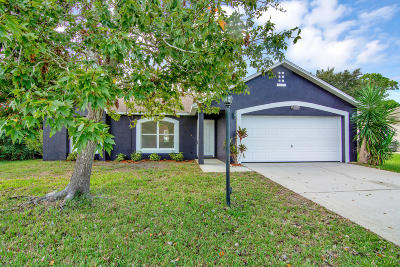 Single Family Home For Sale: 1027 Hibiscus Street