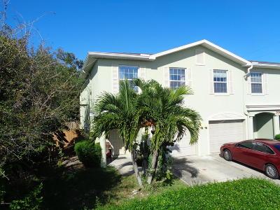 Cocoa Beach Rental For Rent: 205 N 2nd Street #101
