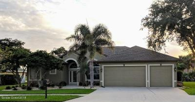 Titusville Single Family Home For Sale: 4461 Bethany Lane