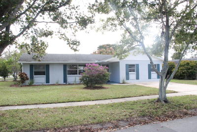 Rockledge FL Single Family Home For Sale: $234,750