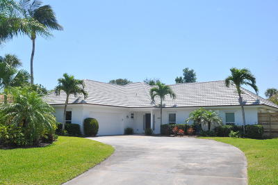 Vero Beach Single Family Home For Sale: 2155 Periwinkle Drive