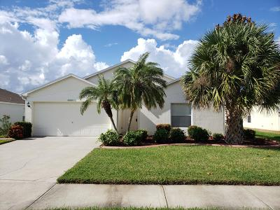 Rockledge Single Family Home For Sale: 4780 Manchester Drive
