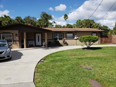 Cocoa Single Family Home For Sale: 251 A Lane