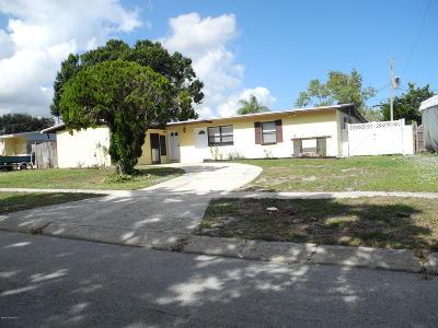 Melbourne FL Single Family Home For Sale: $199,000